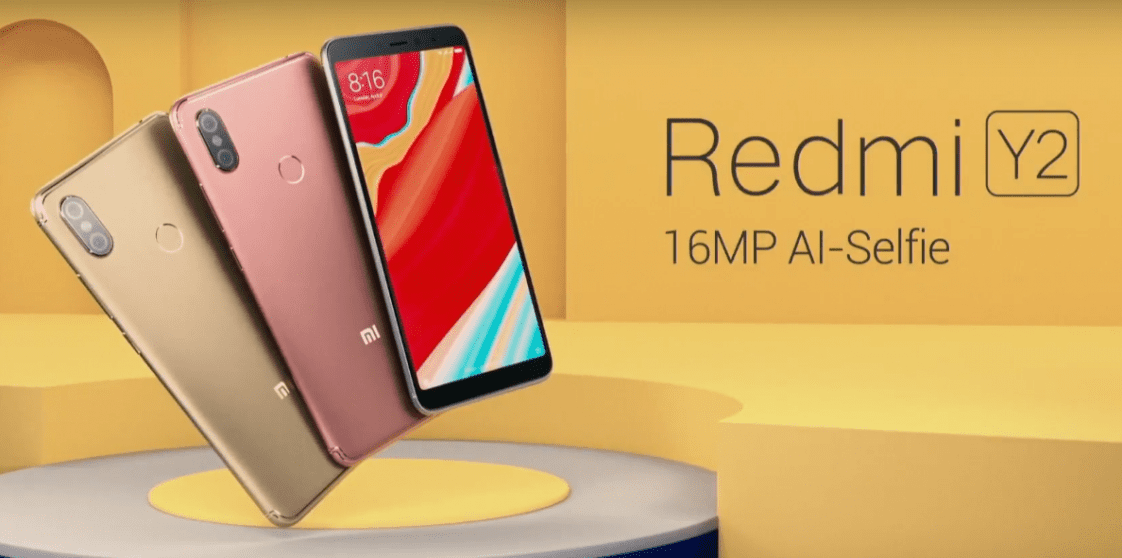 Presentato in India Xiaomi Redmi Y2
