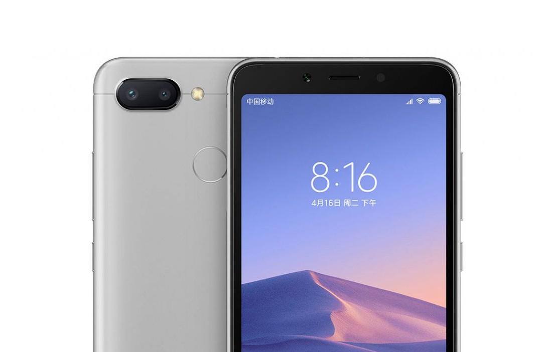 Xiaomi presenta ufficialmente Redmi 6 e 6A