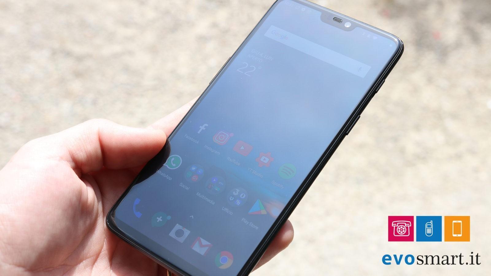 Mi Mix 2 Vs OnePlus 6 Display | Evosmart.it