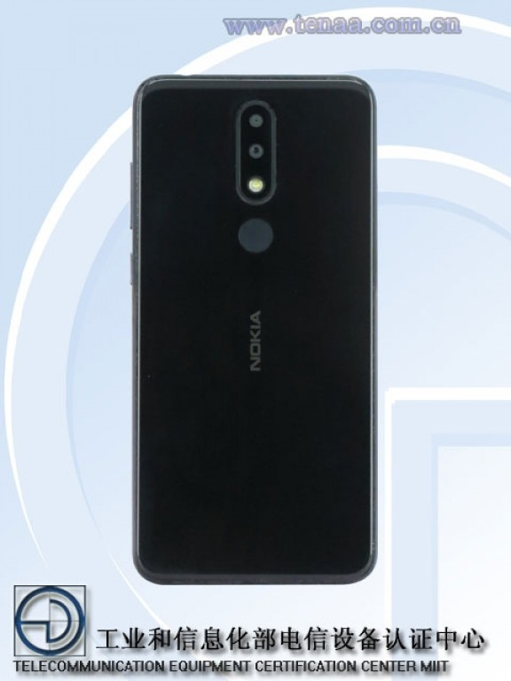 Nokia 5.1 Plus appare in nuove foto sul portale TENAA | Evosmart.it
