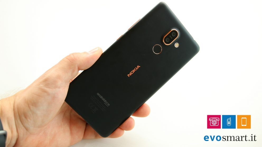 Recensione Nokia 7 Plus