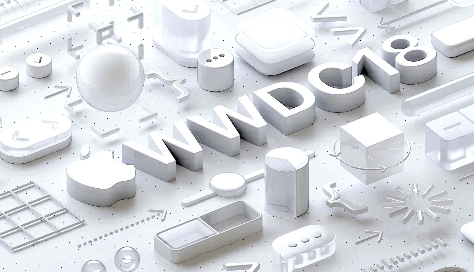 WWDC 2018: niente dispositivi, solo novità software