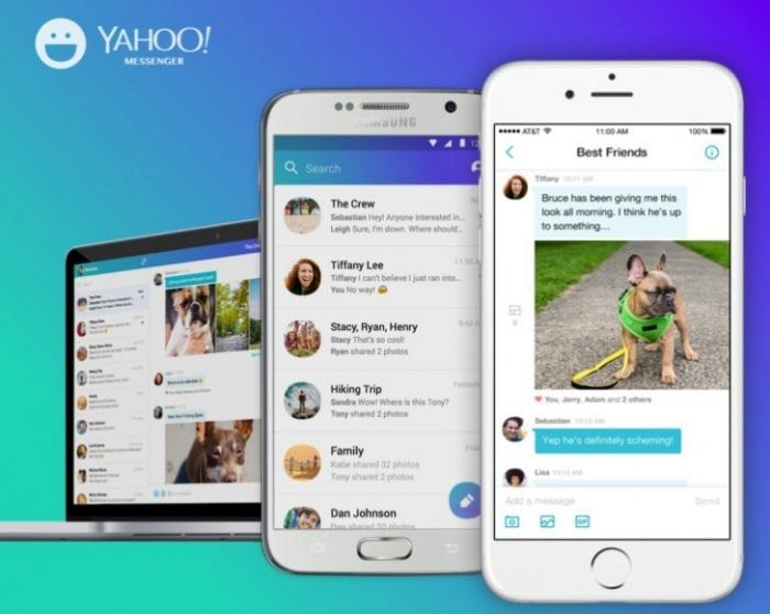 Dopo 20 anni di servizio Yahoo Messenger chiude i battenti