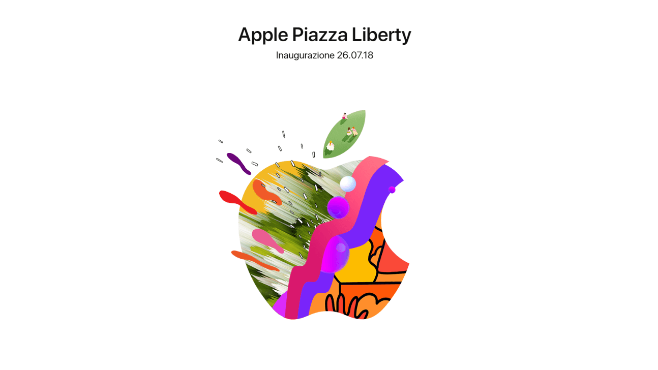 apple piazza liberty