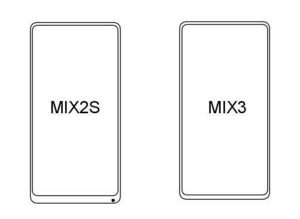Xiaomi Mi Mix 3: la MIUI 10 ci rivela alcuni indizi sul suo design