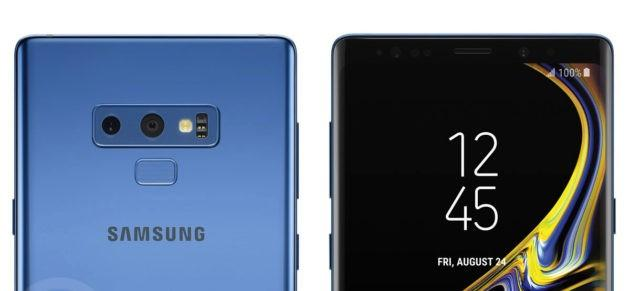 Samsung Galaxy Note 9 | Evosmart.it