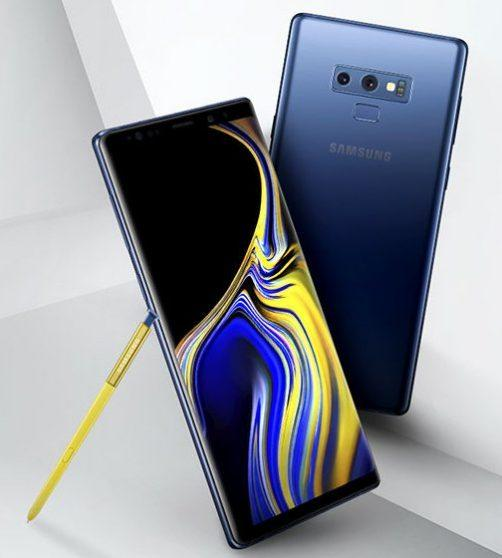 Galaxy Note 9 immagine teaser