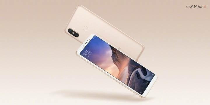 Xiaomi Mi Max 3 - prospettiva