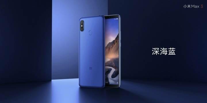 Xiaomi Mi Max 3 - posteriore