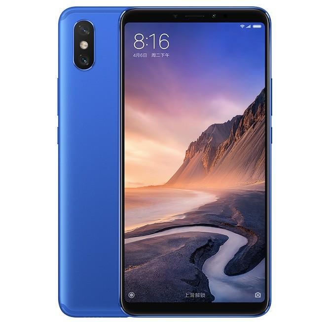 Xiaomi Mi Max 3 - frontale