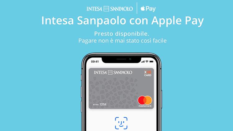 Apple pay con intesa san paolo