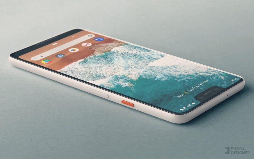 Pixel 3 XL Render