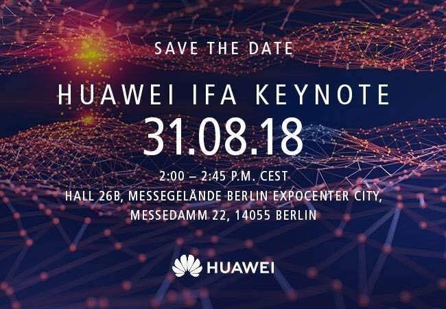 Huawei prepara una conferenza per IFA, in arrivo il SoC Kirin 980