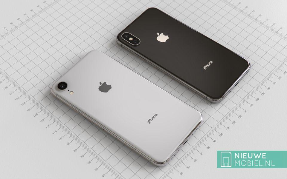 Concept iPhone LCD | Evosmart.it