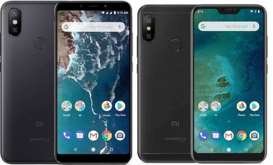 Comparativa Xiaomi MI A2 e MI A2 Lite