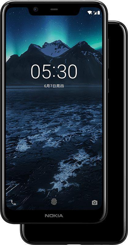 Nokia X5 nella variante nera | Evosmart.it