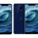 Nokia X5 è ufficiale, bordi ottimizzati, notch e Helio P60 gli ingredienti principali