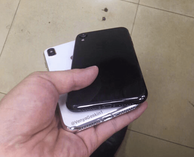 Prototipi iPhone X Plus e iPhone LCD da 6.1 pollici | Evosmart.it
