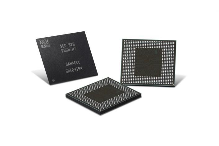 Samsung presenta la seconda generazione di memorie LPDDR4X