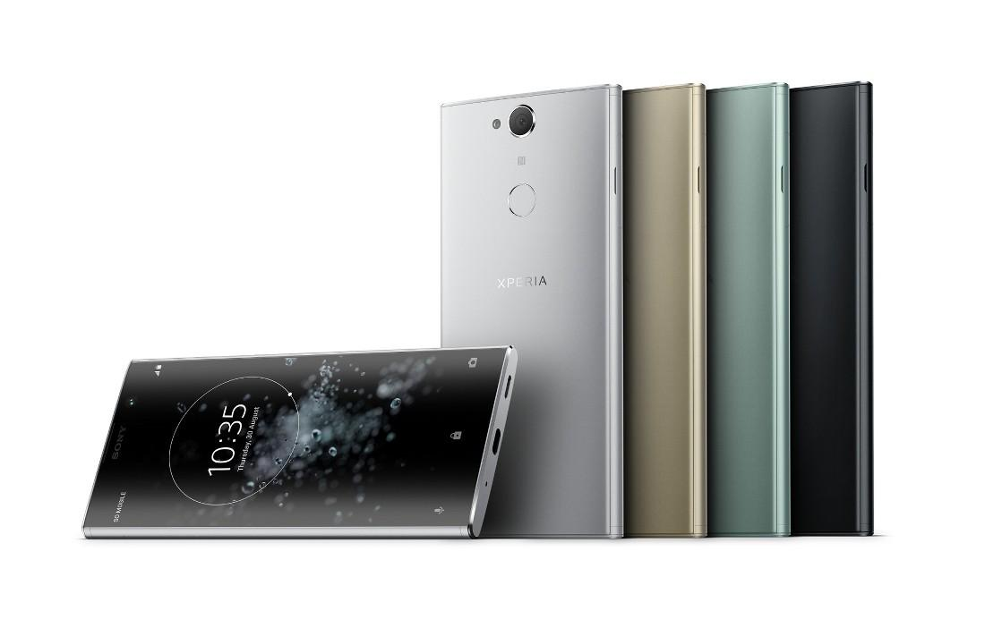 Sony presenta XA2 Plus, un midrange con display in 18:9