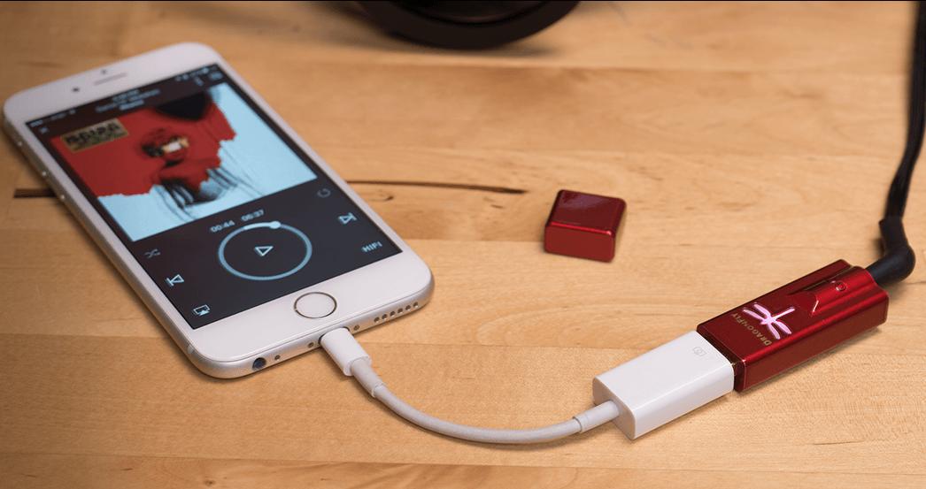 Audioquest Dragonfly Red, DAC/AMP portatile al pari livello di LG HiFi Plus   Evosmart.it