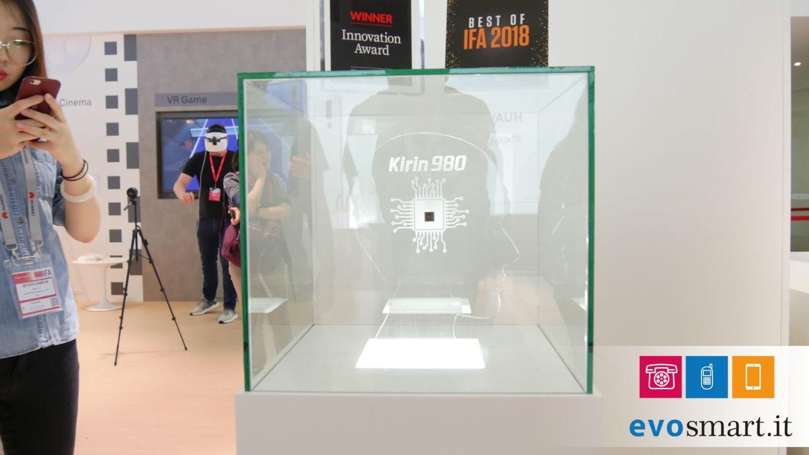 IFA 2018   Huawei presenta il cuore pulsante dei suoi prossimi top di gamma: ecco a voi il Kirin 980   Evosmart.it