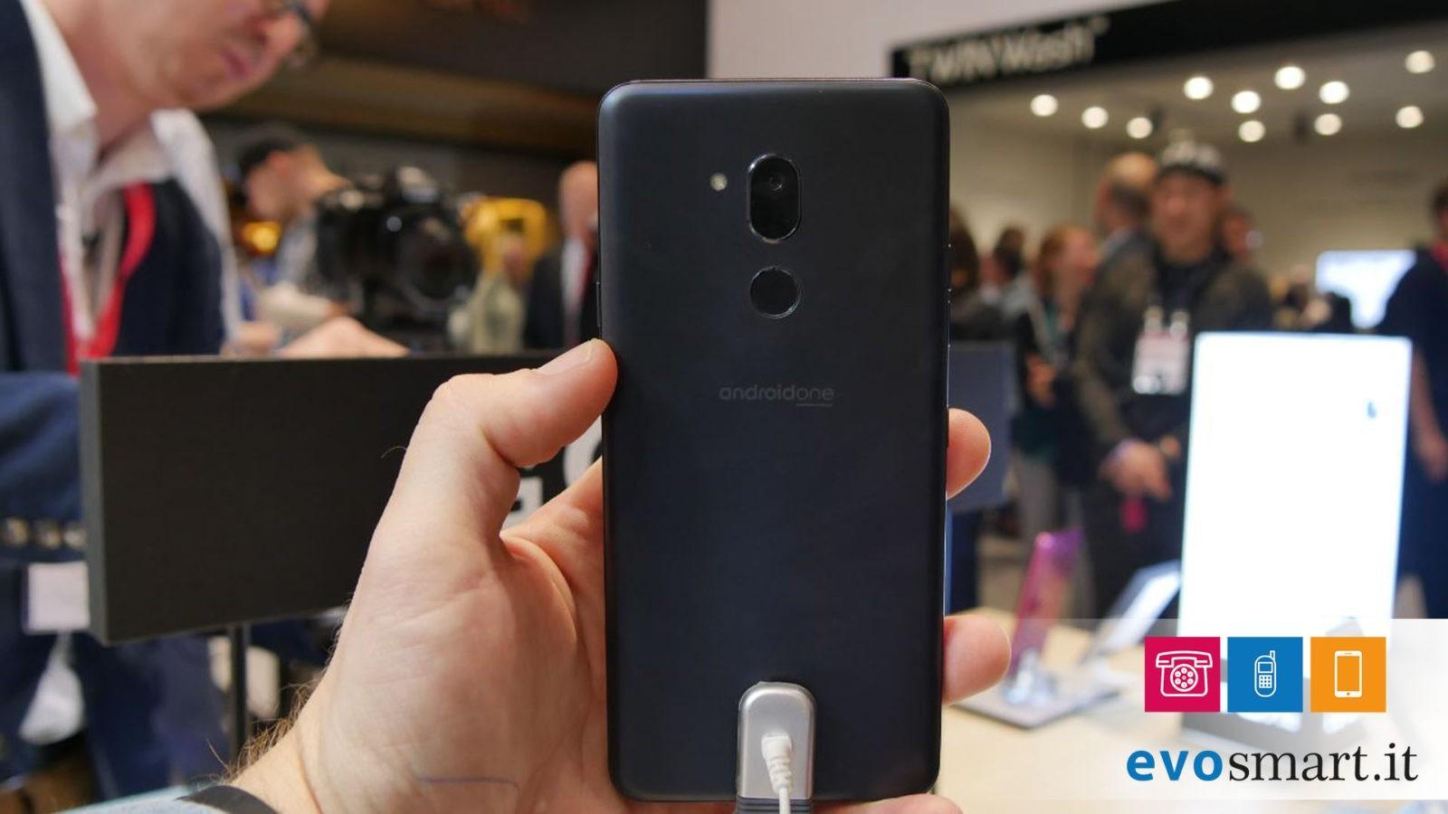 LG annuncia due varianti di G7 di cui una mossa dal progetto Android One | Aggiornamento | Evosmart.it