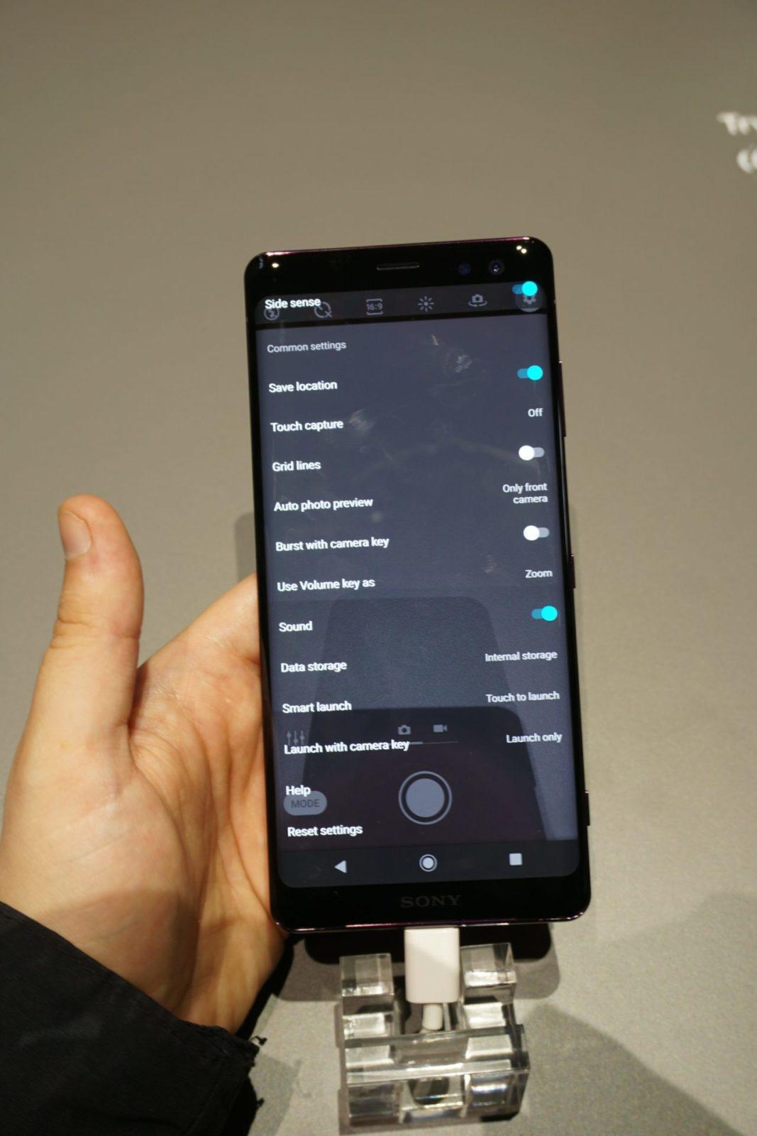 IFA 2018   Primo hands on con Xperia XZ3   Evosmart.it