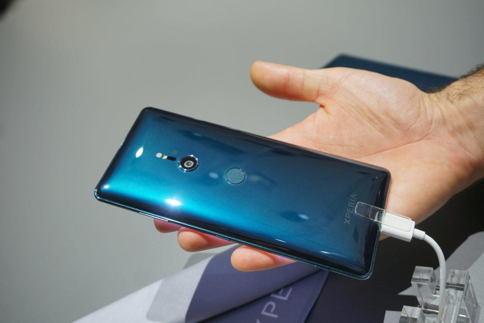 IFA 2018 | Primo hands on con Xperia XZ3 | Evosmart.it
