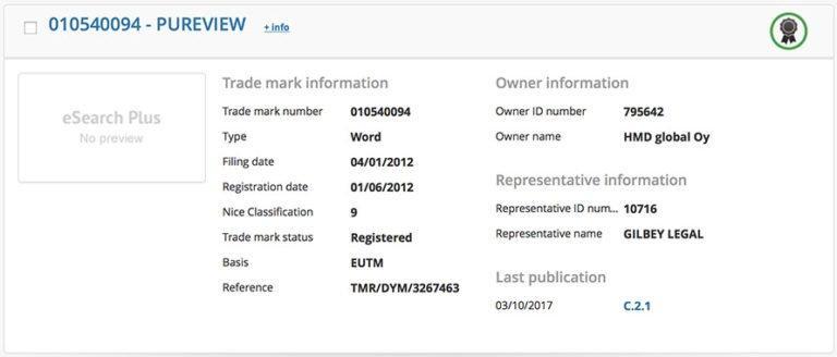 HMD Global ora possiede il marchio PureView una volta di Nokia