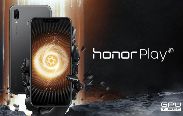 Honor Play | Evosmart.it