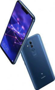 Huawei Mate 20 lite fronte retro