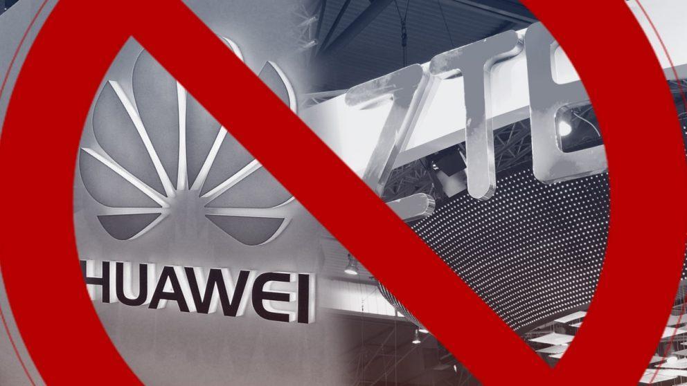 Ban per il 5G di Huawei in Australia, colpita anche ZTE.