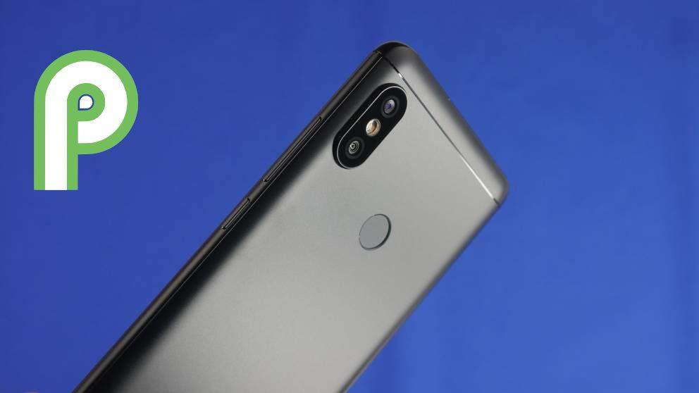 redmi note 5 android pie
