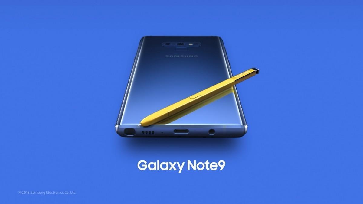 copertina galaxy note 9