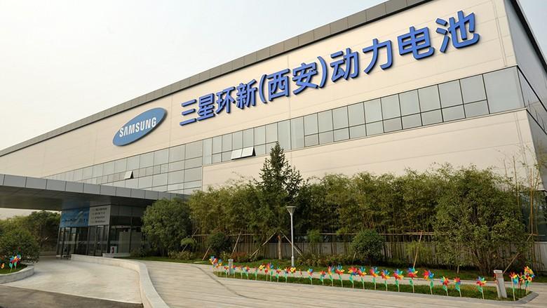 Samsung costretta alla chiusura di alcuni impianti in Cina?