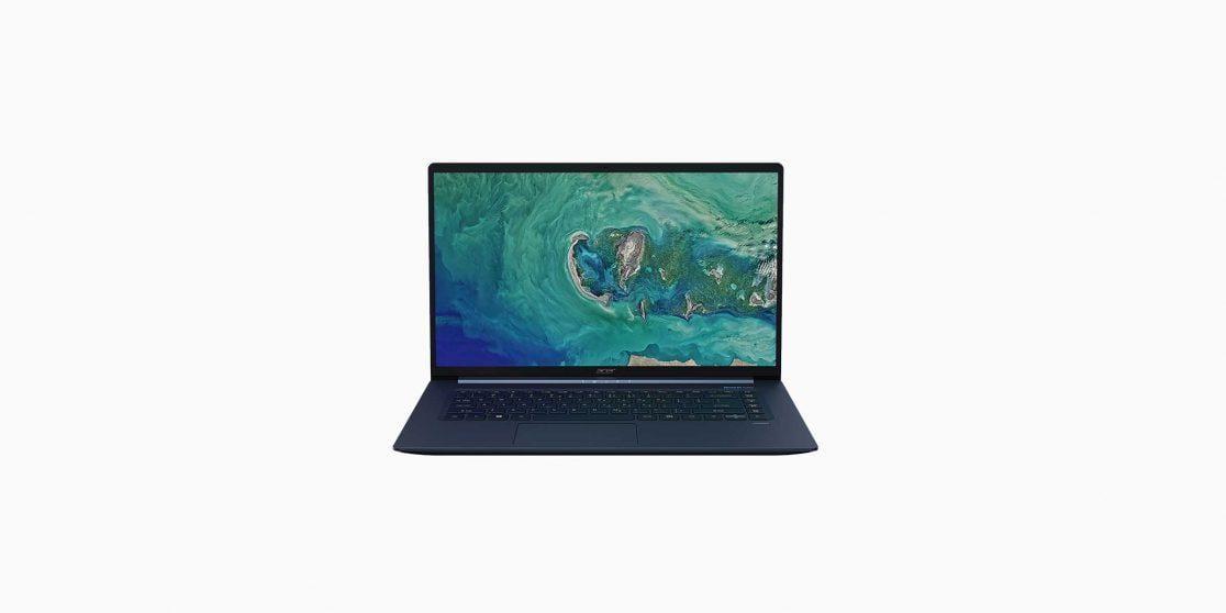 Acer Swift 5 è il notebook più leggero al mondo