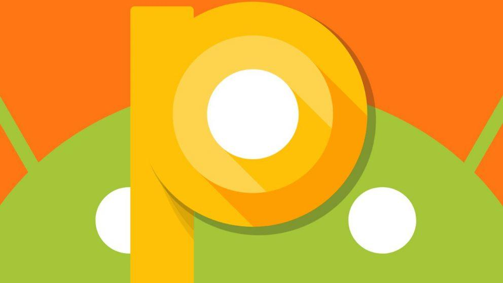 Logo Android Pie