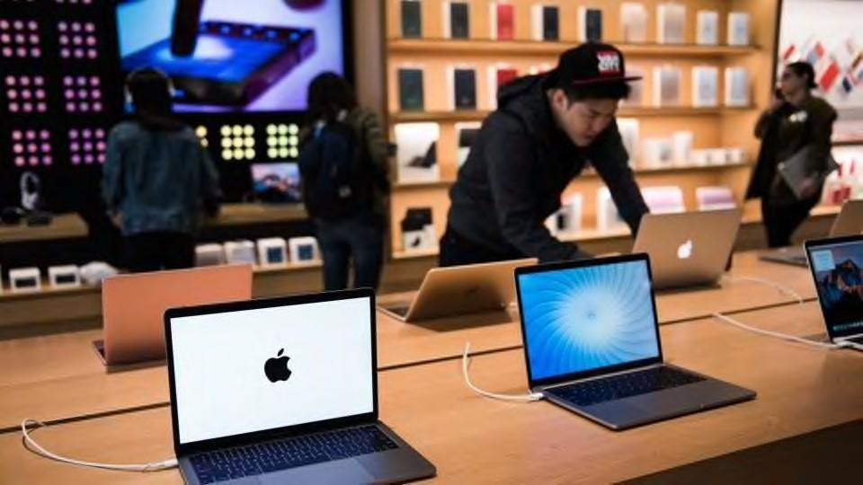 apple store copertina