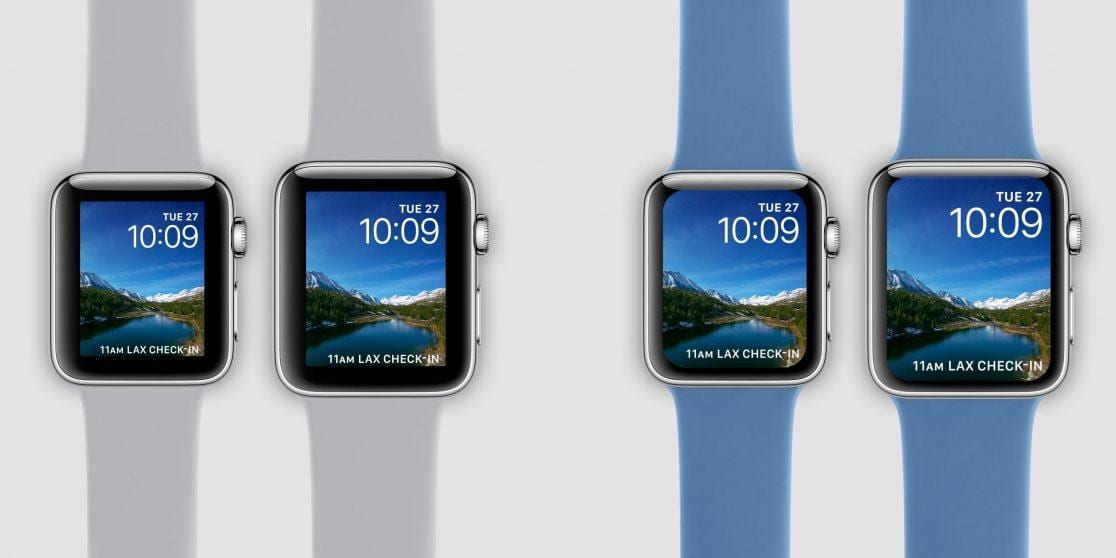 serie apple watch