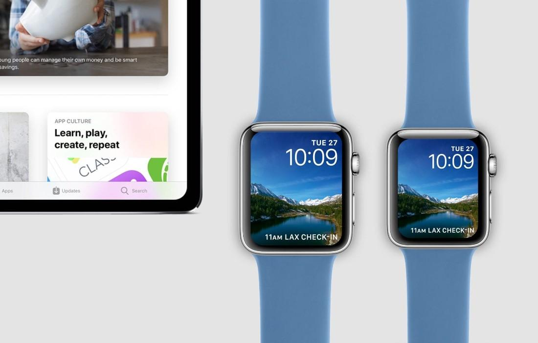 Apple Watch Series 4 rivelato in anticipo: nuove watch face in arrivo