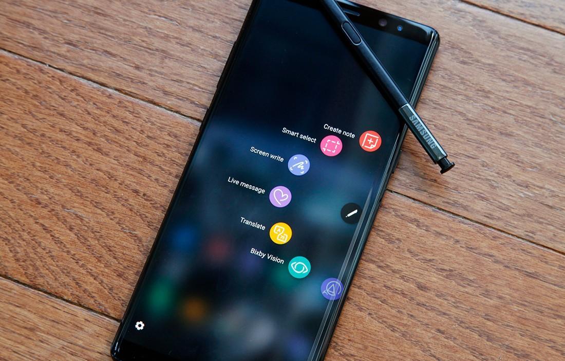Samsung Galaxy Note 9, disponibile il pre-order in Corea subito dopo il lancio