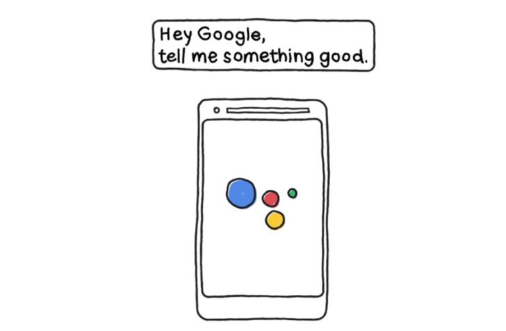 buone notizie google assistant