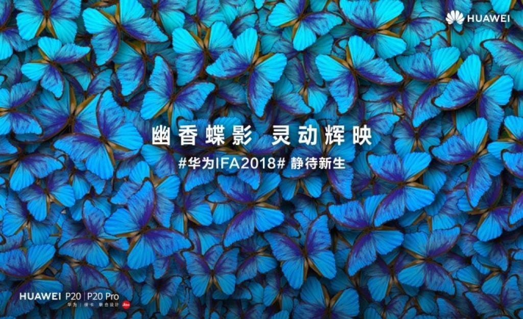 Due nuovi colori per Huawei P20 e P20 Pro ad Ifa? | Evosmart.it