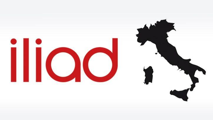 iliad logo copertina