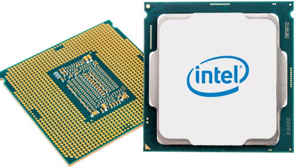 intel core cpu