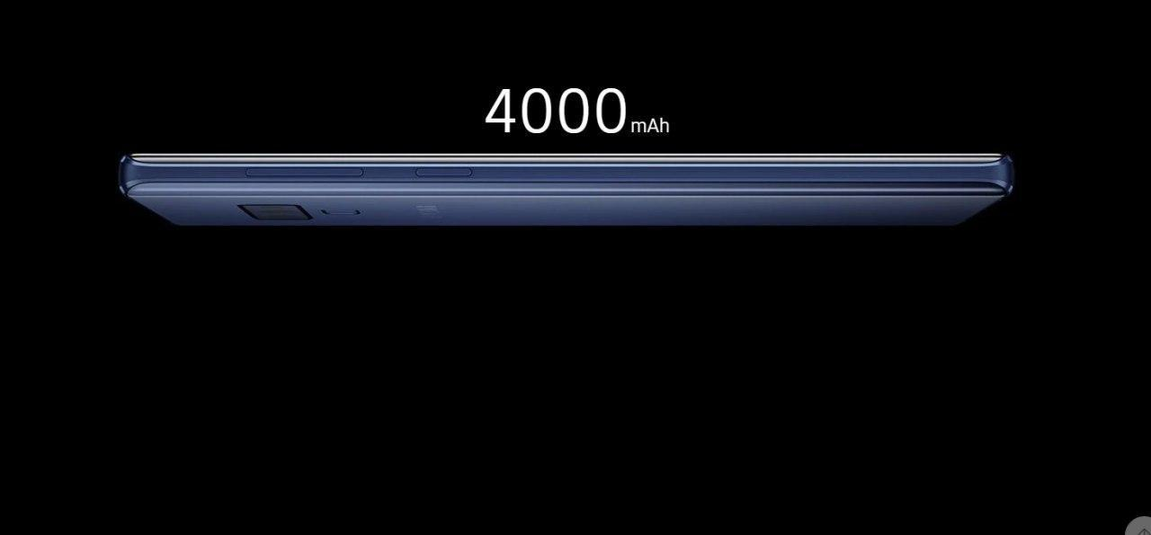 Batteria da 4000 mAh per un utilizzo prolungato | Evosmart.it