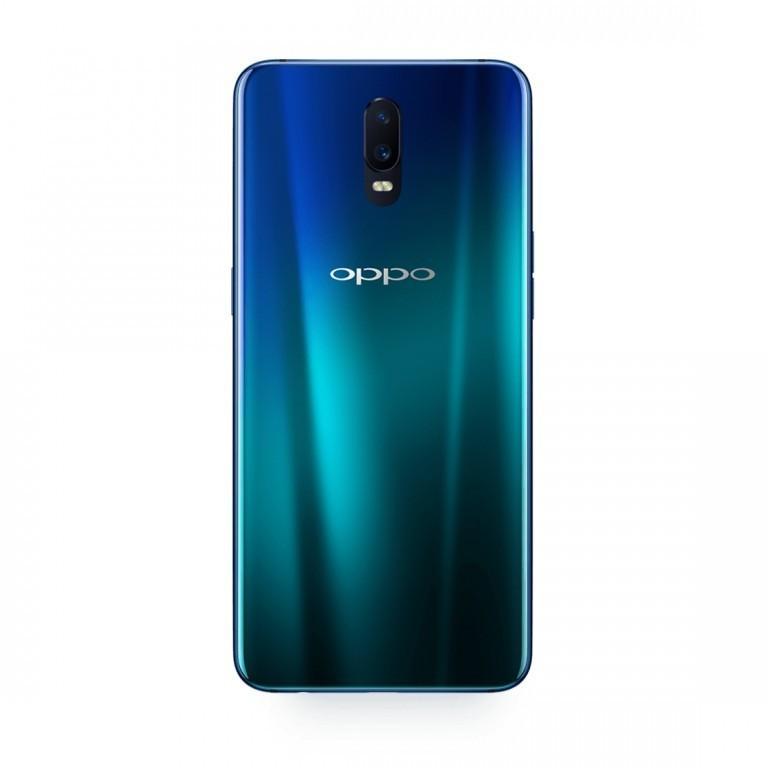 Oppo R17 nella colorazione Stream Blue   Evosmart.it