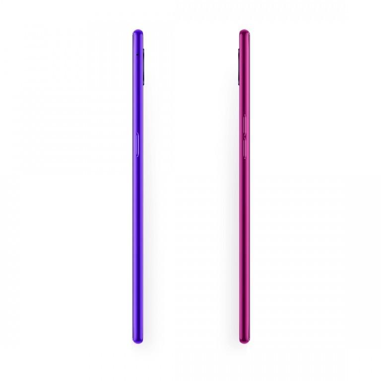 Oppo R17 nella colorazione Neon Purple   Evosmart.it