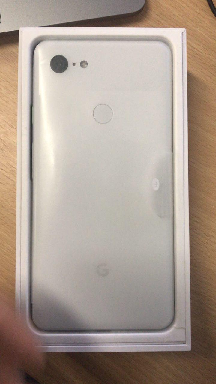 Retro di Pixel 3 XL in scatola   Evosmart.it